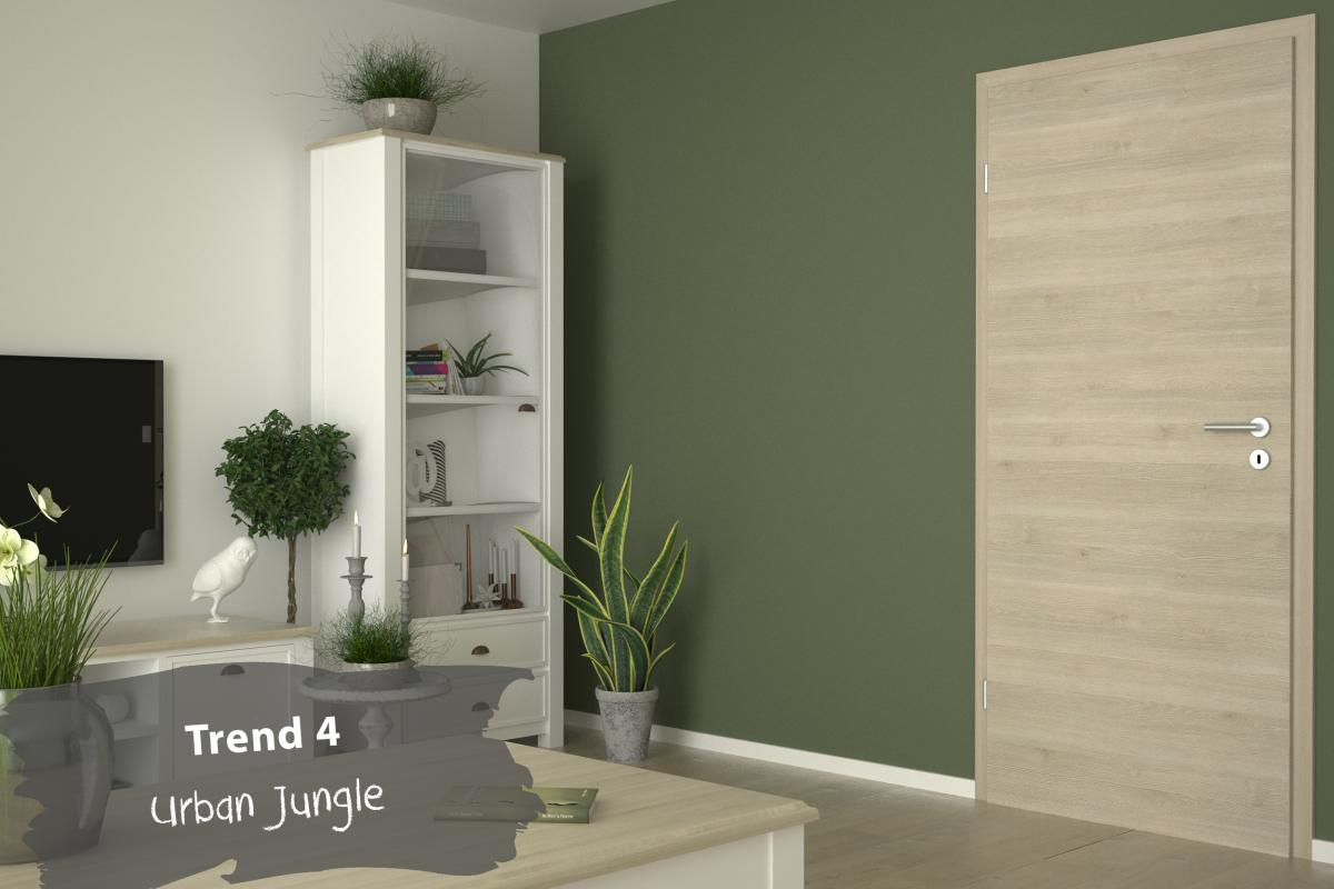 Trend 4: Pflanzenliebe/Urban Jungle